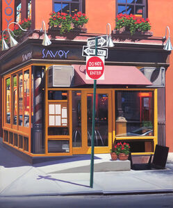 Stephen Magsig, 'Savoy'