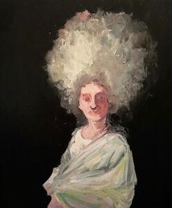 Deborah Brown, 'Regency Portrait', 2015