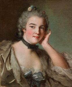 Jean-Marc Nattier, 'Portrait of an Elegant Lady', 1740