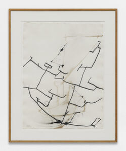 Daniel Dezeuze, 'Dessin', 1991