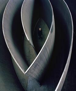 Oliver Mark, 'Richard Serra', 2005