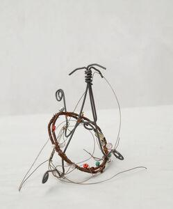 Patricia Belli, 'Alambre decorado 3', 2010