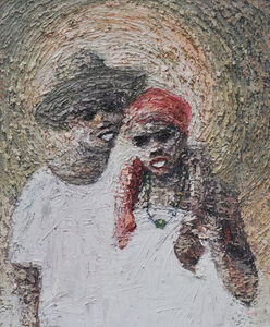 Rom Isichei, 'Couple I', 2019