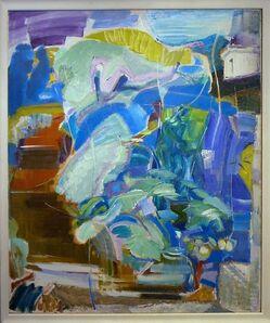 Ivon Hitchens, 'The Fountain of Acis', 1964