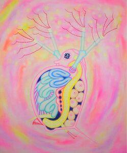 Satoshi Jimbo, 'Ms. Water Flea', 2008