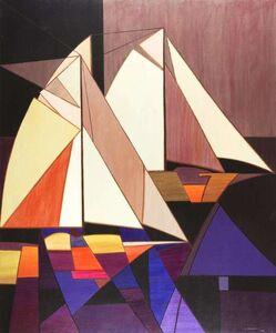 Omar Carreño, 'Tomasito Beltrán. El Mocho', 1988