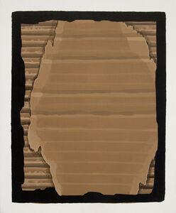 Iva Kinnaird, 'Untitled (cardboard)', 2018