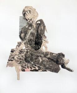 Dana Harel, 'Reclining Figure 1', 2018