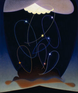 Agnes Pelton, 'Orbits', 1934