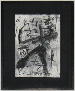 Emilio Vedova, 'Recording', 1990