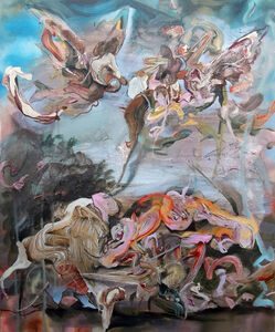 Iain Andrews, 'The Fall of the Rebel Angels', 2018