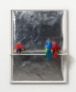 Philip Emde, 'Untitled (Lora Lora and Lora blue Love seeking)', 2019