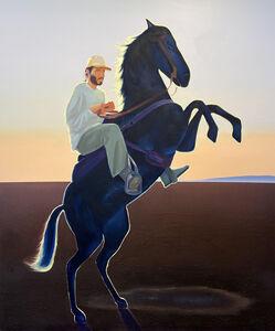 Caleb Hahne, 'Alameda (Rogelio)', 2020