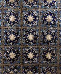 Hossein Edalatkhah, 'He (Fifty shades of Blue)', 2015