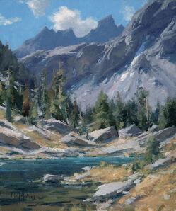"Matt Smith (b. 1960), '""Sierras""'"