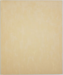 Phil Sims, 'Untitled Light yellow ', 2000
