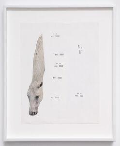 Richard Aldrich, 'RA EA Collage', 2002