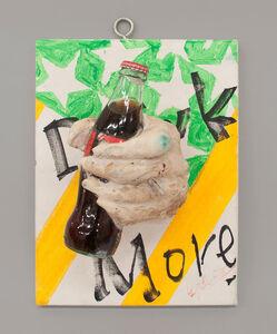 Ushio Shinohara, 'Drink More', 1963/2015