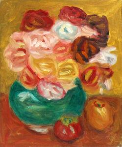 Ryuzaburo Umehara, 'Roses ', ca. 1970