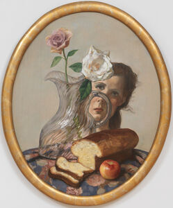 John Currin, 'Loaf of Bread', 2018