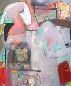 Lydia Janssen, 'Checkmate', 2006