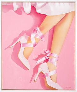 Geoffrey Gersten, 'Pink Shoes ', 2020