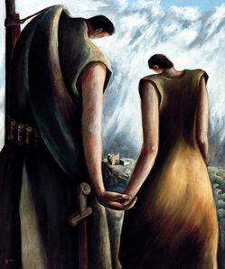 Julio De Diego, 'Homage to the Spanish Republic', 1938