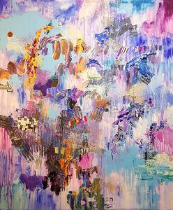 Yuni Lee, 'Colorfalls', 2016