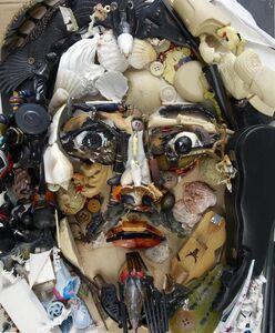 Bernard Pras, '155. Courbet', 2014