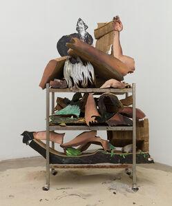Sarah Cromarty, 'Body Part Cart', 2018