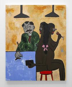 Cassi Namoda, 'Bar Mundo at 12am', 2020