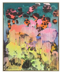Christine Streuli, 'Over and over_01', 2019