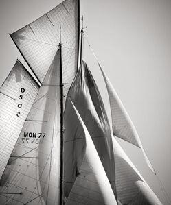 Jonathan Chritchley, 'Sails XII Cote D'Azur', 2012