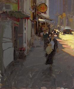 Kim English, 'A Street in Terracina', 2019