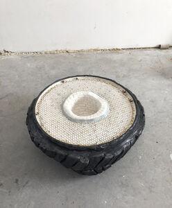 Ann Greene Kelly, 'Tire with Inside', 2018