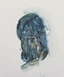 Megan McCabe, 'Starry Walk', 2014