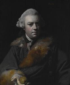 Joshua Reynolds, 'Portrait of Thomas Bowlby', ca. 1765
