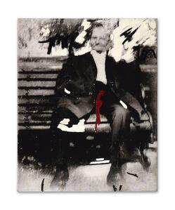 Dario Villalba, 'El viejo del parque ', 1976