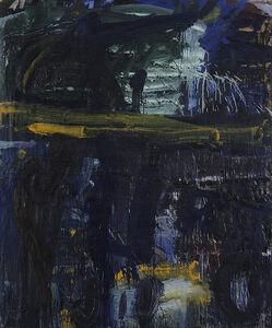 Aida Tomescu, 'VIS IV', 1991