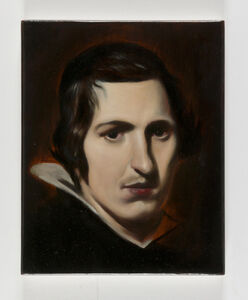 Ken Currie, 'After Velazquez (Young Man)', 2010 -2018