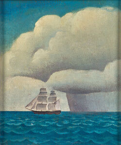 George Copeland Ault, 'Rain Cloud', 1927