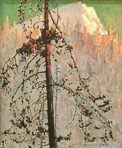 Robert Genn, 'Late Afternoon Cayoosh', 1972