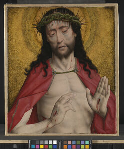 Dieric Bouts, 'Christ Crowned with Thorns ', ca. 1470