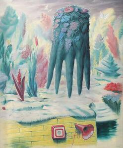 Ryan Heshka, 'Garden of the World', 2018