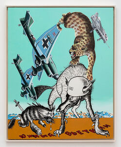 Erró, 'Stukas', 1974