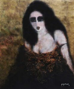 Georges Bassil, 'The Woman', 2018