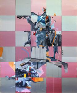 Joram Roukes, 'Don Quichot 1', 2019
