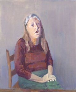 Colleen Franca, 'Mary Jo', 2017