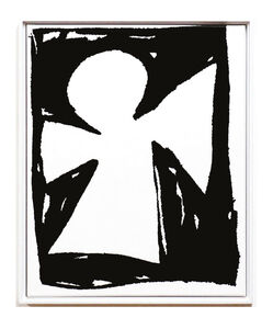 B. Thom Stevenson, 'Study For Angel Black '