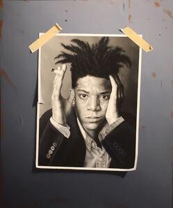Otto Duecker, 'Basquiat', 2018